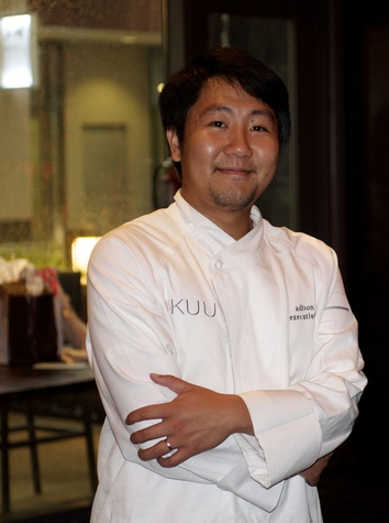 News, Shelby, KUU Restaurant, chef Adison Lee