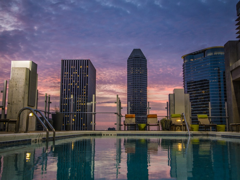 Slideshow Hard To Beat The Amenities And Location Of This Haute Houston High Rise Culturemap