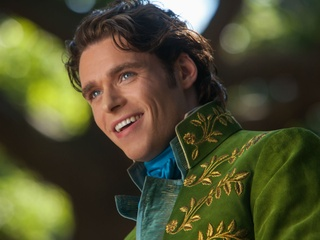 Richard Madden in Cinderella