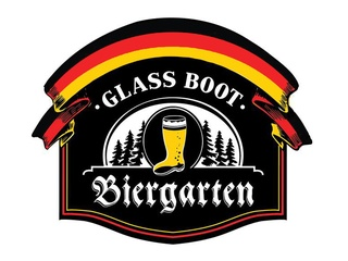 Glass Boot Biergarten logo