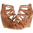 zappos strappy wedges