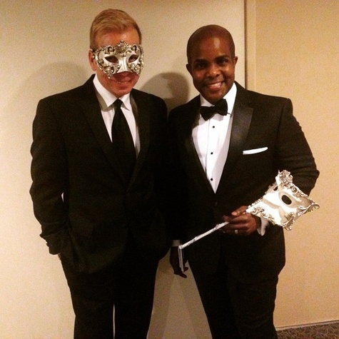 News, Shelby, Houston Ballet Ball, masks, February 2015