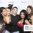 0001, CM Most Eligible party, December 2012, Jordan Boni with Burlesque girls