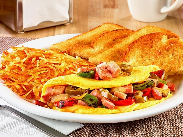 Denny S Lassos Up A Wild West Feast With New Stuffed Omelette Culturemap Houston