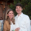 Mary and Weston O'Black at the Urban Green Birthday en Blanc May 2014