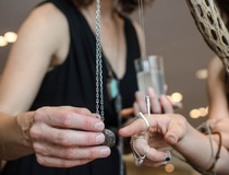 Caitlin M. Ryan: Margot Wolf and Cambria Handmade shine at By George as masters of craftsmanship