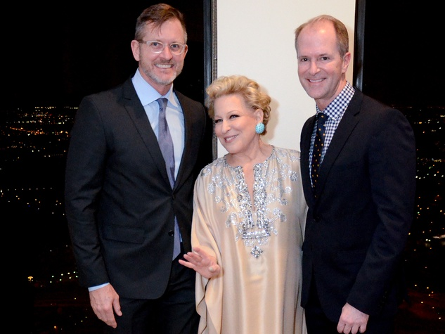News, Shelby, Marcos Sloan, Bette Midler, Shannon Hall, April 2014