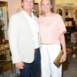 14 Andrew and Gretchen McFarland at the Houston Antique + Art + Design Show September 2014