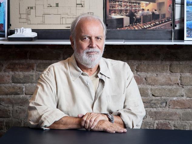 Legendary austin architect dick clark passes away at age - Maison contemporaine dick clark architecture ...