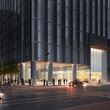 The Capitol Tower Houston Club rendering Milam Rusk entry