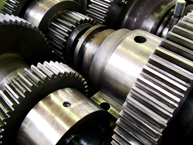 manufacture, wheels, cogs