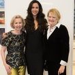 Yvonne Crum, Toni Munoz Hunt, Margie Wright, Fashion Stars For A Cause