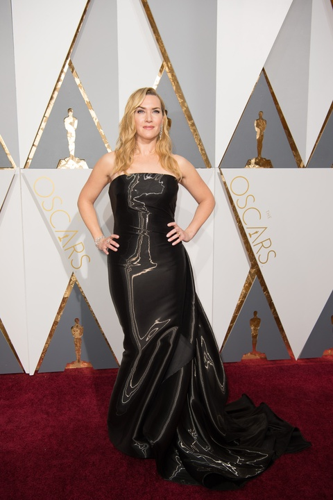 Kate Winslet at Oscars