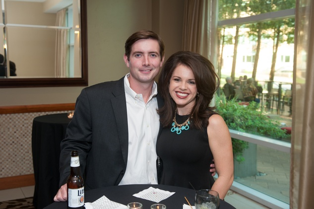 7 Pittman and Meghan Harrison at the Northwest Ministries Jeans & Jewels Gala October 2014