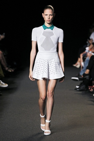 Alexander Wang spring 2015 collection look 24