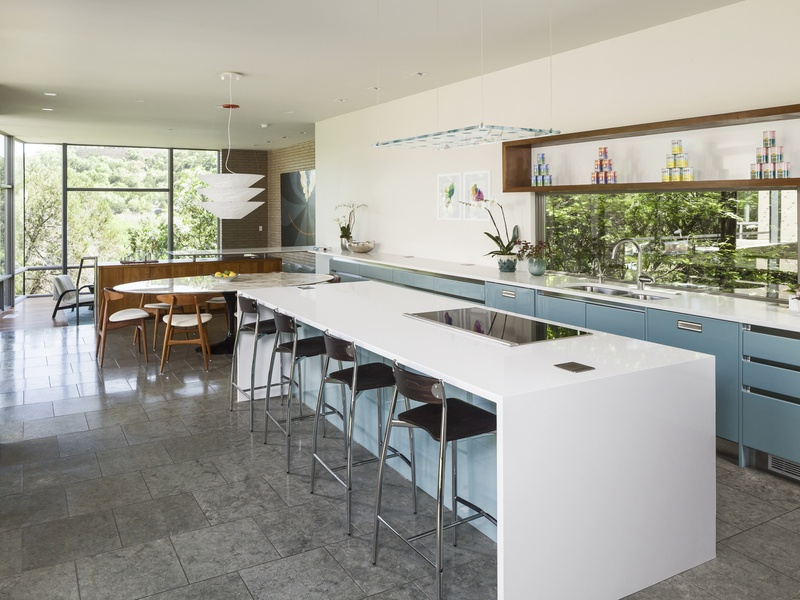 Slideshow modern austin masterpiece hits the market with for High end appliances for sale