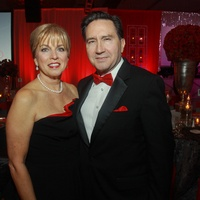 Heart Ball Houston, February 2013, Lavonne Cox, Denis DeBakey