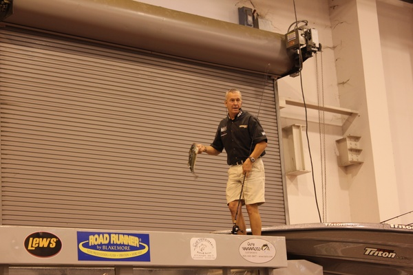 Boat Show, Bass Fishing, June 2012