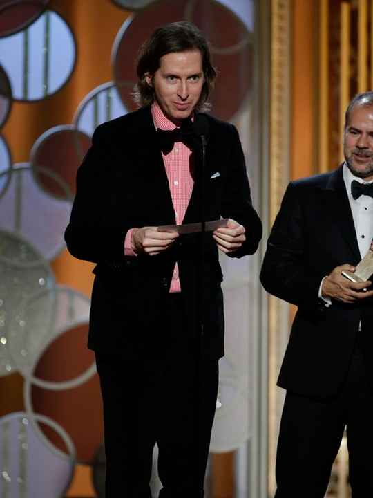 24 Wes Anderson Golden Globes fashion January 2015
