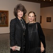 15 Melissa Grobmyer, left, and Elisabeth McCabe at the MFAH Georges Braque opening reception February 2014