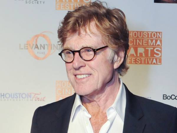 Robert Redford, Houston Cinema Arts Festival