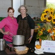 Janice Provost and Mynetta Cockerell at 2014 Raiser Grazer