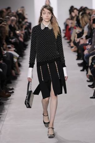 Michael Kors fall 2016 collection look 12