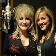 Dolly Parton, left, and Mary Sarah country music