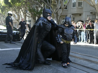 Batkid saves San Francisco
