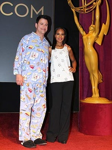 Austin photo: News_Mike_Emmys 2012_Jimmy Kimmel and Kerry Washington