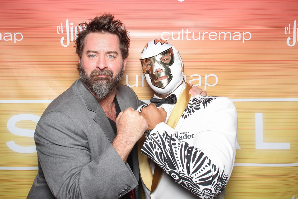 Smilebooth at CultureMap Summer Social July 2014