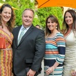 MJ Parker, Mike Delzotti, Gretchen Vaughan, Stephanie Bard, Best Cellars Dinner