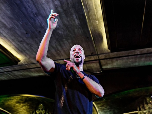 Common at Tanqueray Trunk Show