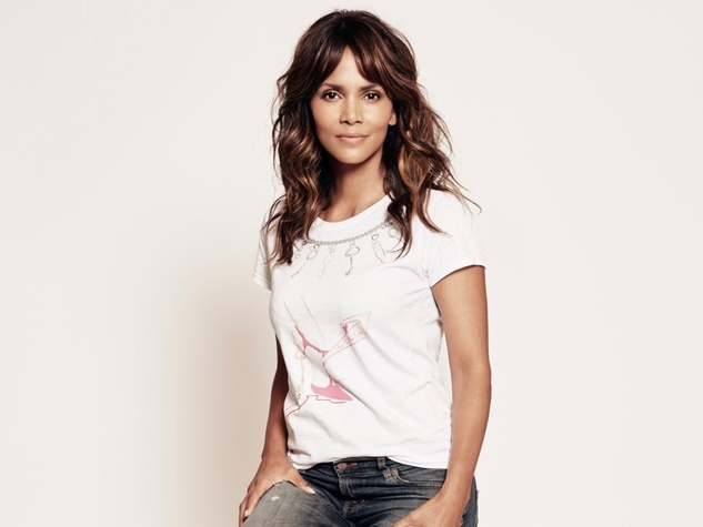 Halle Berry Saks Fifth Avenue Key to a Cure