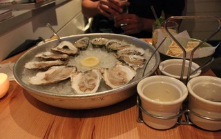 Perla's Oysters