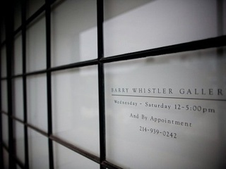 Barry Whistler Gallery in Dallas