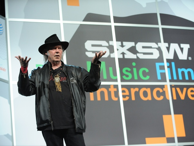 SXSW Neil Young Keynote 6271