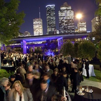 "Buffalo Bayou Partnership's Eighth Annual Gala ""Sense-Sational"""