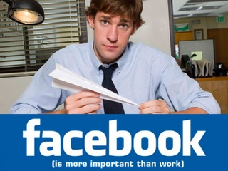 News_Facebook_more important than work