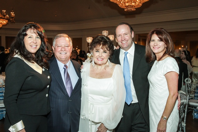 Houston, Mission of Yahweh Gala, May 2015, Janis and George Fleming, Warner Roberts, Cliff and Angie Roberts