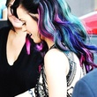 News_Katy Perry_dipdye_hair streaks