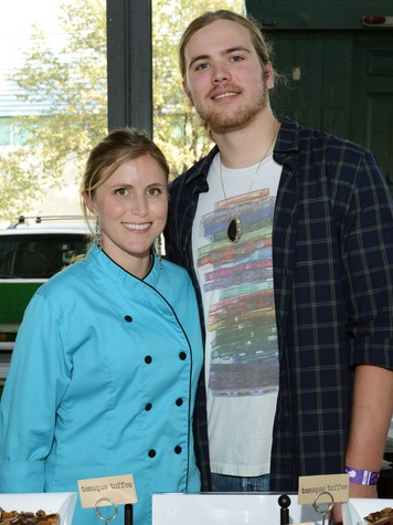 Couple at 2014 Raiser Grazer