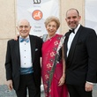117 Mickey Rosenau, from left, Ellen Gritz and John Bradshaw Jr. at Tiger Ball March 2014