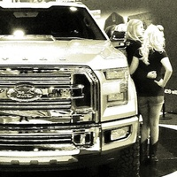 Ford Atlas Concept Houston Rodeo