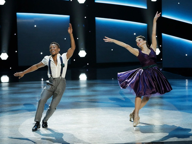 Virgil Gadson and Gaby Diaz on So You Think You Can Dance