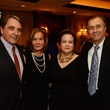 Mark Wawro, from left, Melanie Gray and Vicki and David Sharp at Masterpiece Evening April 2014