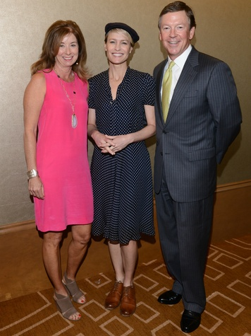 Jill Reed, Robin Wright, Doug Reed