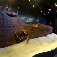 News_Marene_Titanic_Ship Model_Seabed Gallery