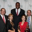 Gene and Linda Dewhurst, from left, David Robinson and Patti and Tom Owens at the College of Biblical Studies Rising Star Dinner May 2014