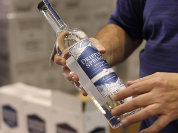 New Texas-made gin joins Dripping Springs' booming booze empire